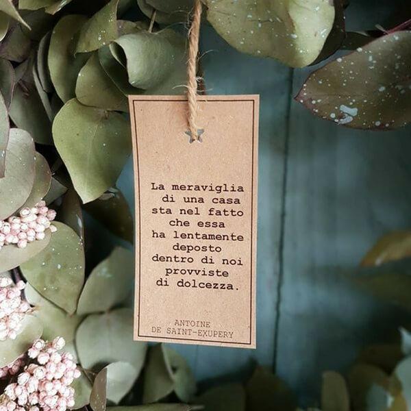 Ghirlanda di eucalipto (exupery)