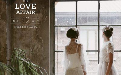 The Love Affair: ti aspetto il 20-21 ottobre
